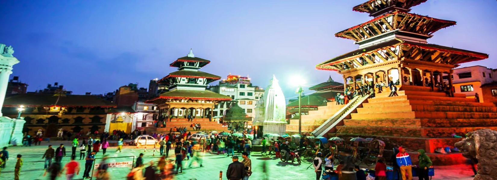 Kathmandu Pokhara Nagarkot Tour
