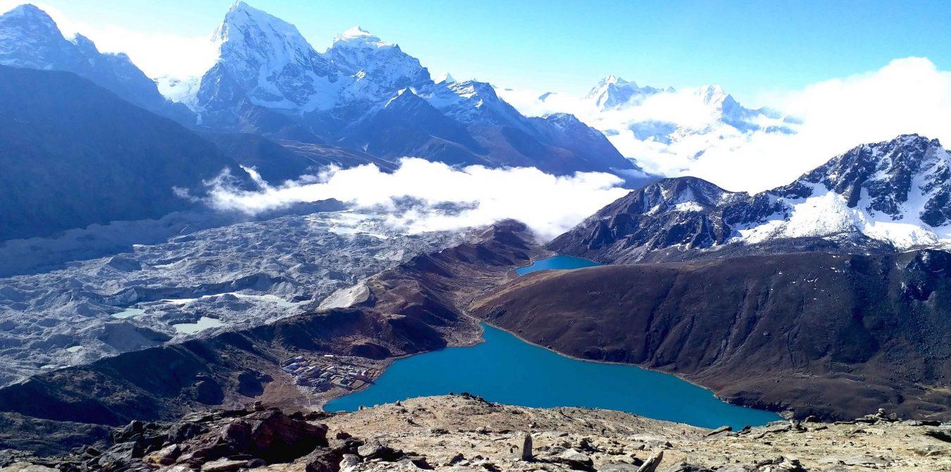 Everest Base Camp Cho La Pass Gokyo Trek