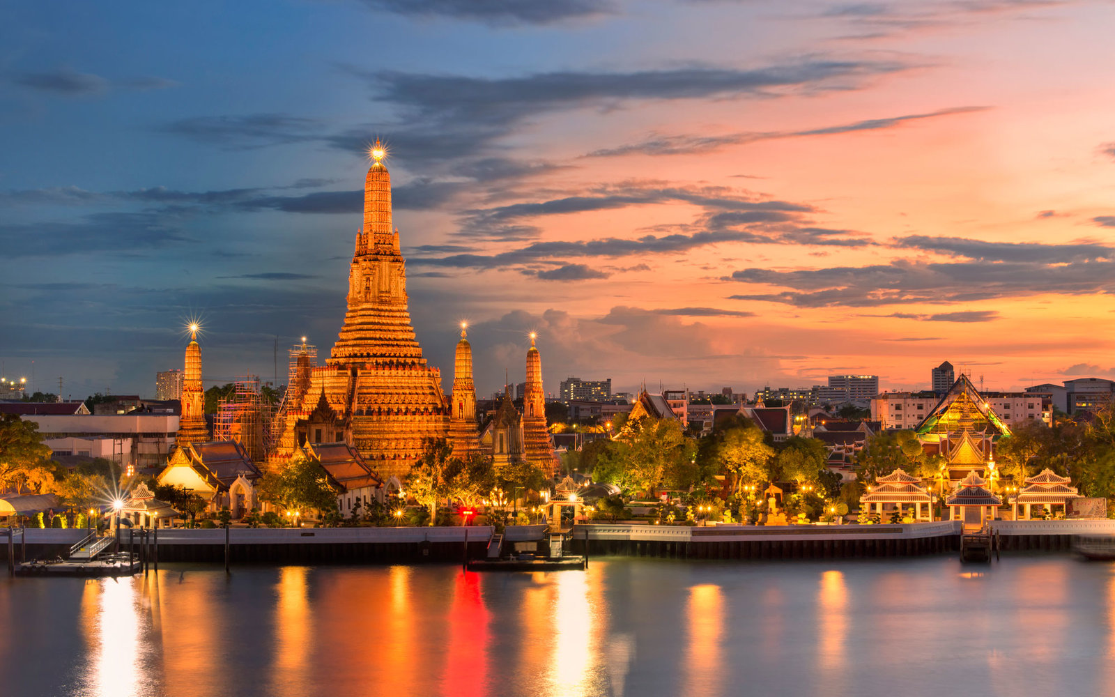 4 Days Bangkok Pattaya Tour