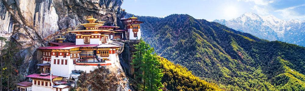 3 Night's 4 Days Bhutan Tour